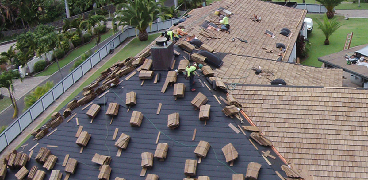The right tools for the roofing job